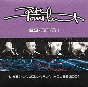 Live: La Jolla Playhouse 2001 - Image: Townie La Jolla