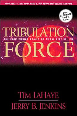 Tribulation Force - The Current Edition Paperback Cover