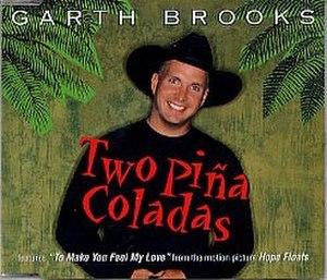 Two Piña Coladas - Image: Two Pina Coladas
