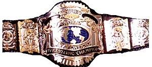 USWA Unified World Heavyweight Championship - Image: USWA UH