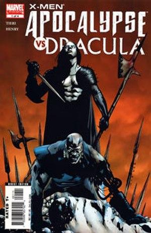 X-Men: Apocalypse vs. Dracula - Image: VFX Apocalypsevs Dracula 1 001
