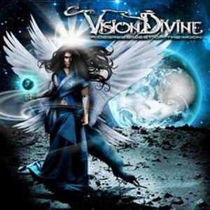 9 Degrees West of the Moon - Image: Vision Divine 9 Degrees West of the Moon album