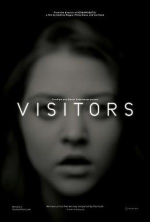 Visitors (2013 film) - Film poster