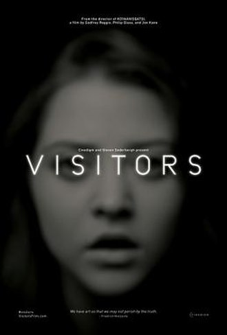 Visitors (2013 film) - Film poster