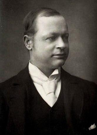 W. H. Denny - Denny in 1892