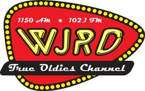 WJRD - Image: WJRD AM True Oldies radio logo