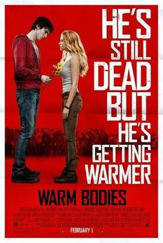Warm Bodies (film) - Image: Warm Bodies Theatrical Poster