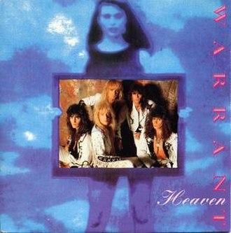 Heaven (Warrant song) - Image: Warrant Heaven