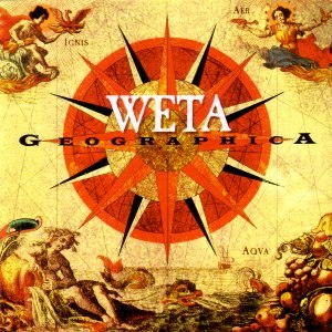 Geographica (album) - Image: Weta Geographica