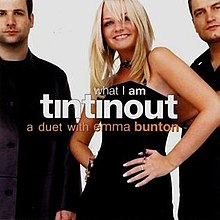 Tin Tin Out featuring Emma Bunton — What I Am (studio acapella)