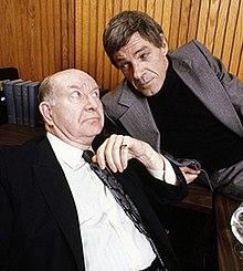 Nero Wolfe - CBC Radio Mystery Project - Rex Stout, Ron Hartmann