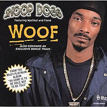 Woof (Snoop Dogg single - cover art).jpg