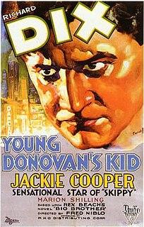 <i>Young Donovans Kid</i> 1931 film