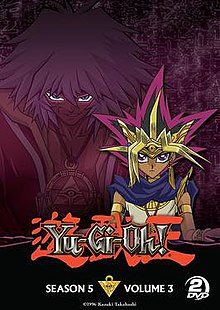 Yu-Gi-Oh! Duel Monsters (season 5) - Wikipedia