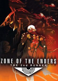 <i>Zone of the Enders: The 2nd Runner</i> video game