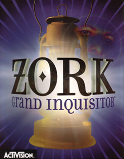 <i>Zork: Grand Inquisitor</i> 1997 video game