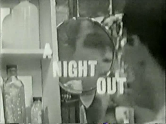 A Night Out (play) - Tom Bell in the Armchair Theatre production opening titles
