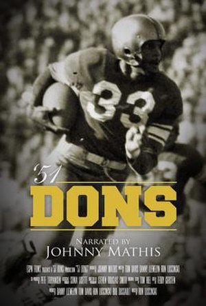 '51 Dons - '51 Dons Film Poster