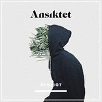 Äckligt - Image: Äckligt (Ansiktet album cover art)