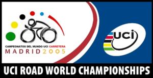 2005 UCI Road World Championships - Image: 2005 UCI Road World Championships logo