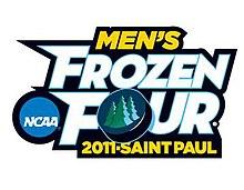67206afa7 2011 NCAA Division I Men's Ice Hockey Tournament - 2011 Frozen Four logo