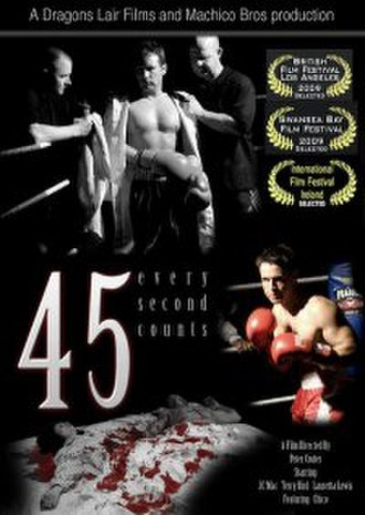 45 (film) - Theatrical release poster