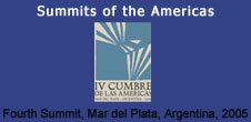 4th Summit of Americas
