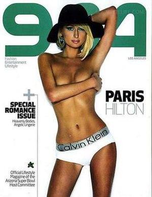 944 Magazine - Image: 944 Magazine Cover