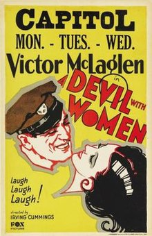 A Devil with Women movie