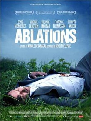 Ablations (film) - Film poster