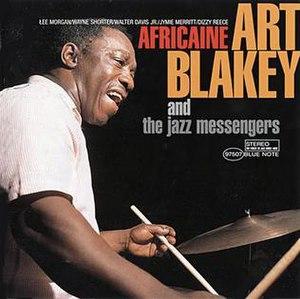 Africaine - Image: Africaine by Art Blakey