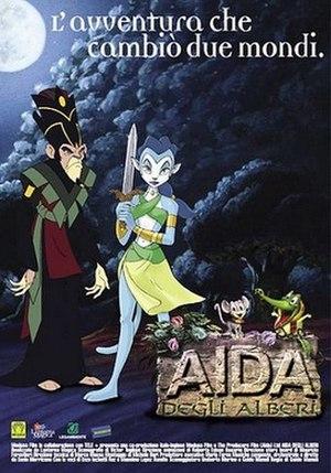 Aida of the Trees - Image: Aida degli alberi