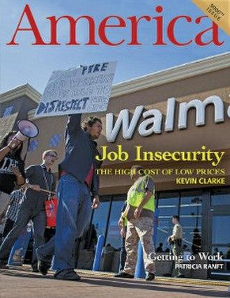 America (magazine) - Image: America (Jesuit magazine)