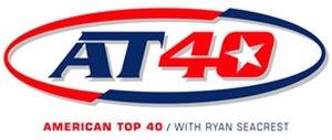 American Top 40 - Image: Americantop 40