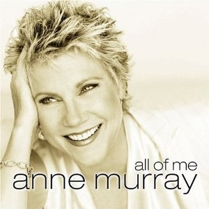 All of Me (Anne Murray album) - Image: Anne Murrays All of Me Cover