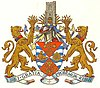Coat of arms of London Borough ofBarking and Dagenham