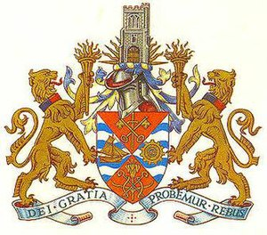 London Borough of Barking and Dagenham - Image: Arms bark dag