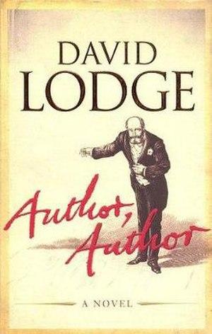 Author, Author (novel) - First edition (UK)