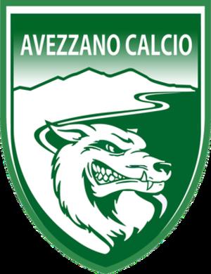 Avezzano Calcio - Image: Avezzano Calcio logo 2015