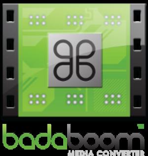 AWS Elemental - Image: Bada Boom logo Vertical