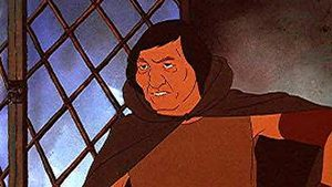 Aragorn - Aragorn in Ralph Bakshi's animated version of The Lord of the Rings.