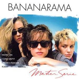 Master Series (Bananarama album) - French issue (1998)