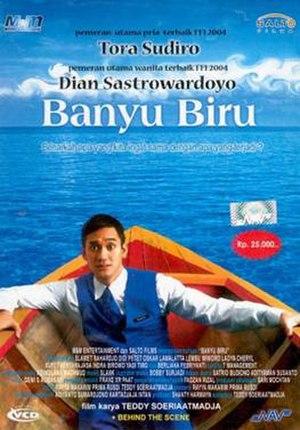 Banyu Biru - VCD cover