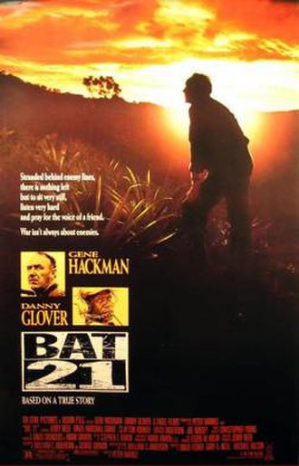 Bat*21 - theatrical release poster