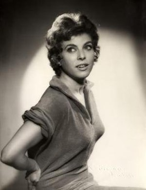 Billie Whitelaw - Whitelaw in c. 1960s