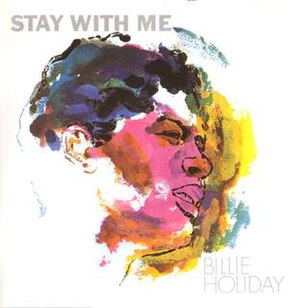 Stay with Me (Billie Holiday album) - Image: Billieholidaystaywit hme