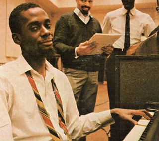Bobby Timmons American pianist