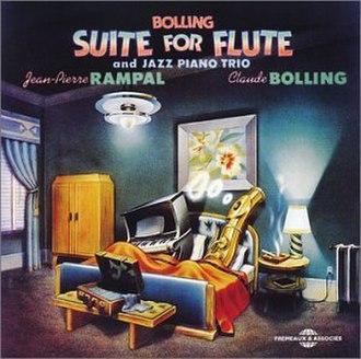 Suite for Flute and Jazz Piano Trio - Image: Bollingsuiteforflute jazzpianotrio