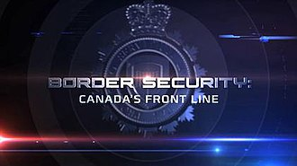Border Security: Canada's Front Line - Title Card