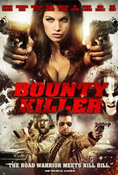 Picture of a movie: Bounty Killer